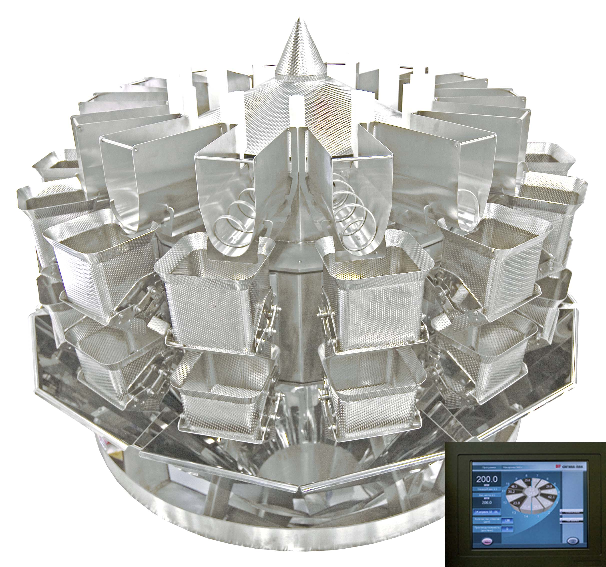 Multihead weigher SP14-2Skb