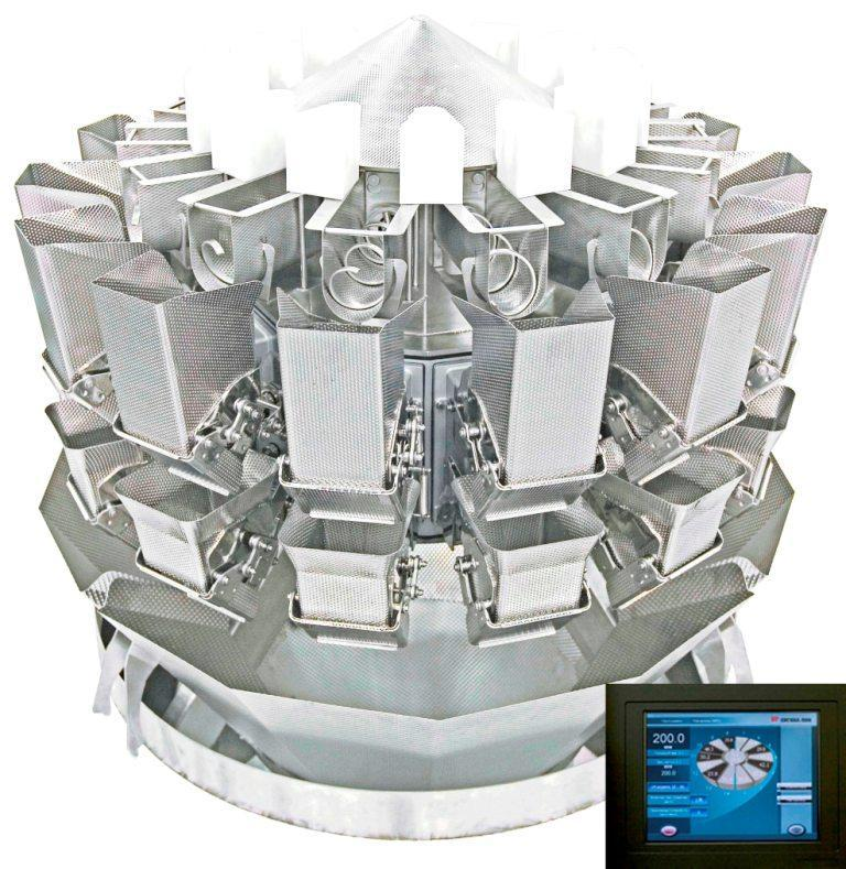 Multihead weigher SP10(14)-2Sk