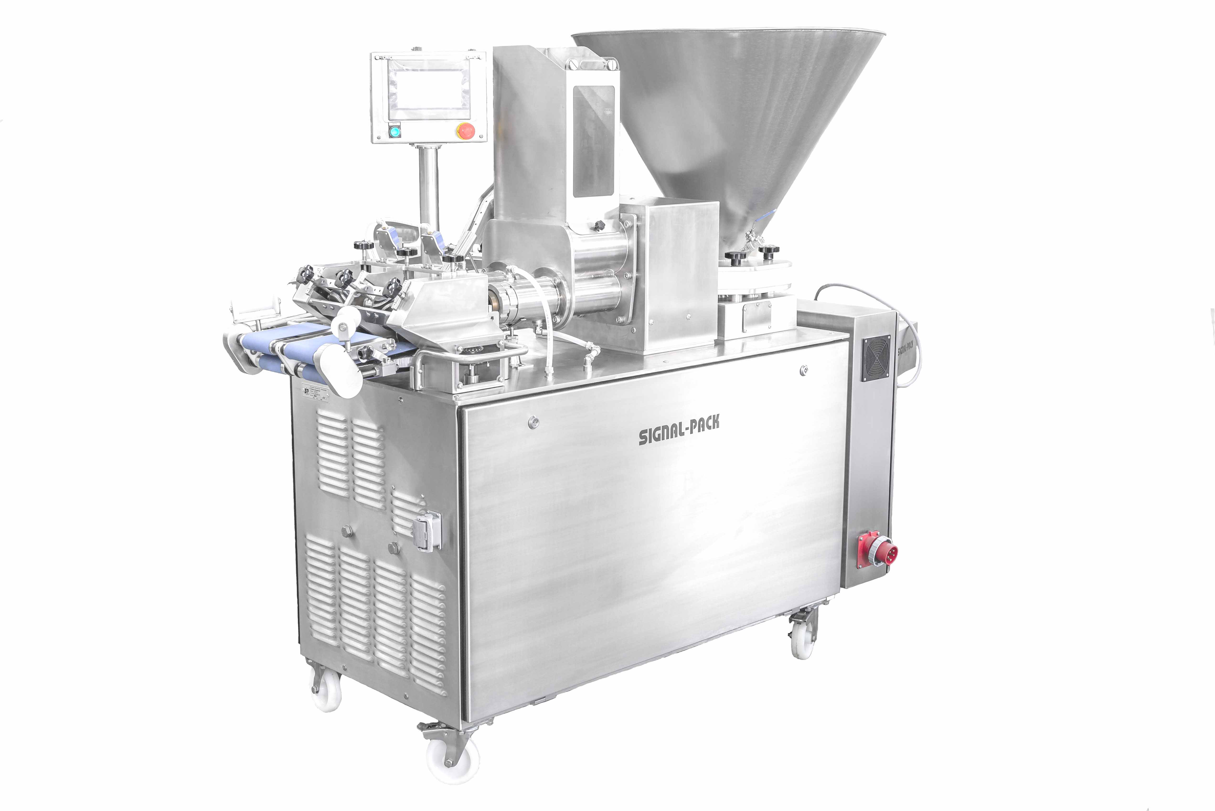 Multipurpose filling and forming machine EXTRO Duo